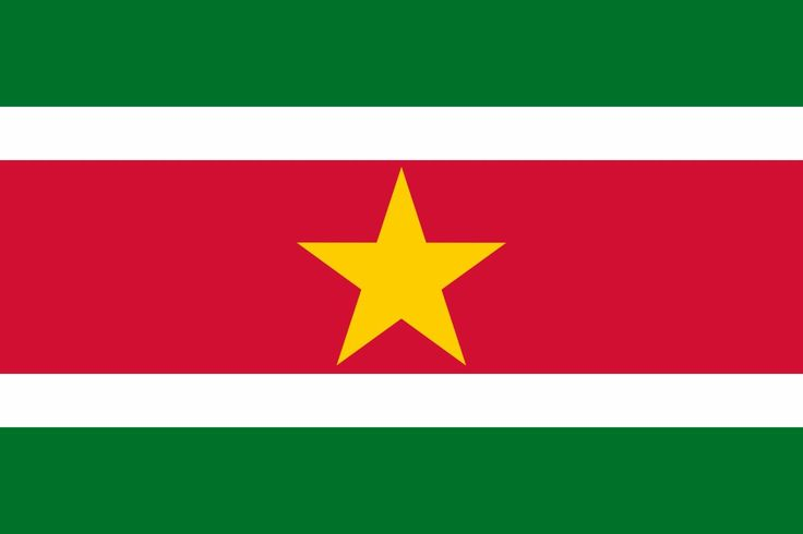 suriname flag | Surinam Flag, Bandera, Republiek van Suriname wallpaper download. English colony 1650-1667