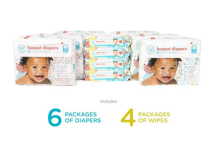 """""""Baby Diapers   Safe & Eco Friendly Diapers & Wipes   The Honest Company"""" All natural plant based diapers and wipes through a monthly subscription. By becoming a member and subscribing, it ends up costing the same as store bought diapers and it's delivered to your door!"""