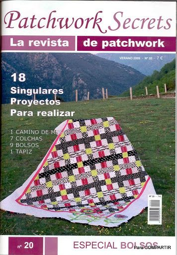 Patchwork Secrets 20 - Majalbarraque M. - Álbumes web de Picasa