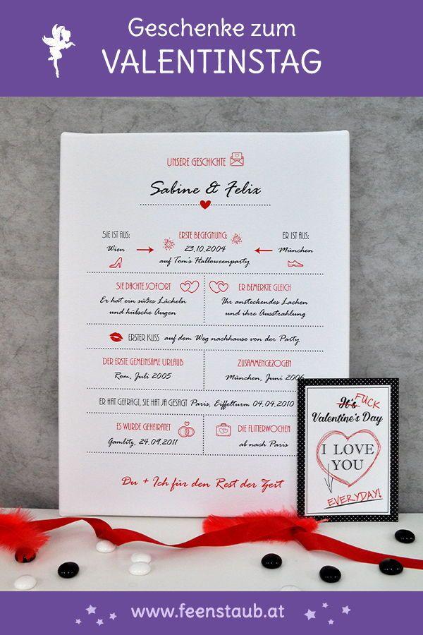 Prints Auf Papier Leinwand Valentinstag Geschenk Fur Ihn Geschenke Valentinstag