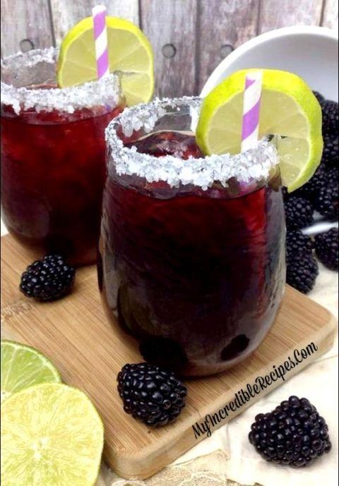 Best 25+ Blackberry margarita ideas on Pinterest