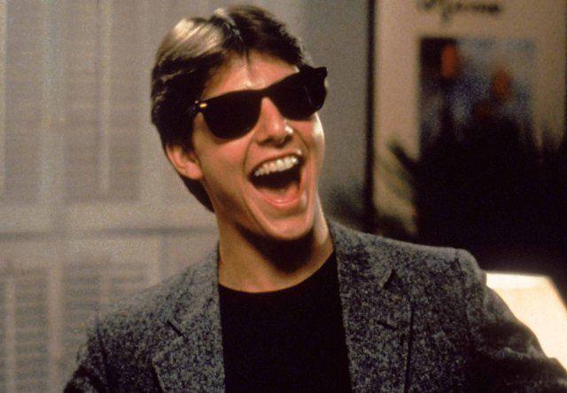 Joel Goodsen, Tom Cruise, Risky Business, 1983