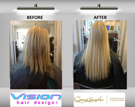 Great Lengths 12 Inch Extensions 120