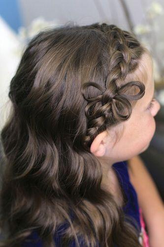 Butterfly Braid Headband | Cute Girls Hairstyles