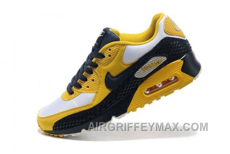http://www.airgriffeymax.com/discount-soldes-nouvelle-arrivee-nike-air-max-90-premium-homme-jaune-marine-blanche-chaussures-paris.html DISCOUNT SOLDES NOUVELLE ARRIVEE NIKE AIR MAX 90 PREMIUM HOMME JAUNE MARINE BLANCHE CHAUSSURES PARIS Only $75.00 , Free Shipping!