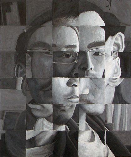 Final portrait drawing