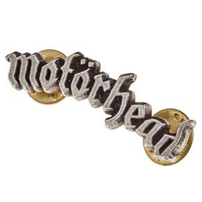 Motorhead Logo Pin Badge
