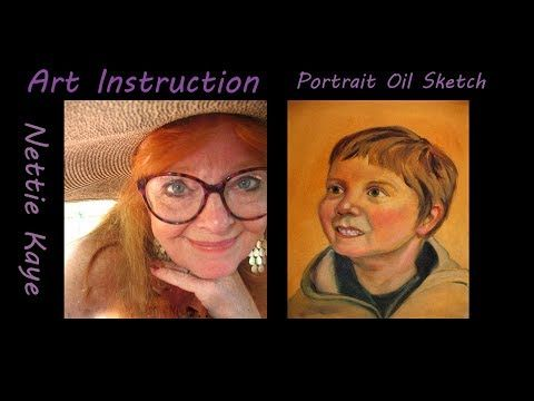 oil painting instruction videos