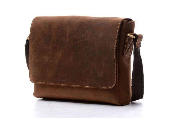 Fatto da 100% realizzato con pelle di mucca superiore che questo tipo di borsa in pelle è stato progettato con attenzione, pellame di vitello