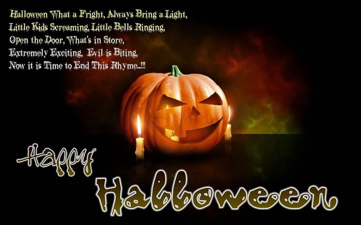 Happy Halloween Greetings Pictures