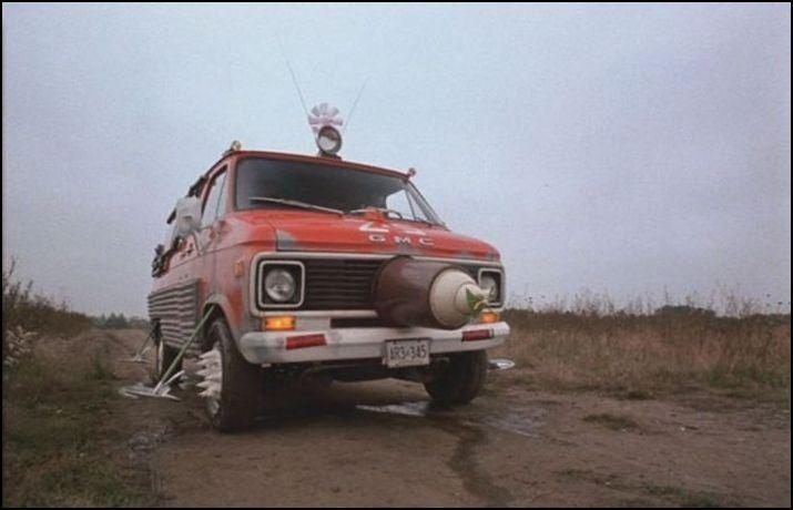 CC Cinema: Yellow Furys And GMC Vans, Eh