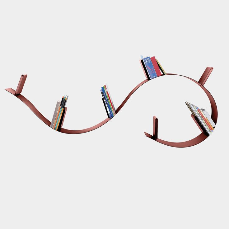 16 best Bookshelf images on Pinterest | Bookshelves, Ron arad and ...