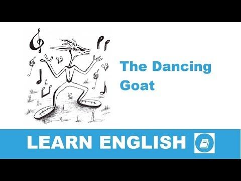 The Dancing Goat - Short Story in English