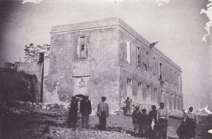 #Paros #History #Greece #Vintage #Church