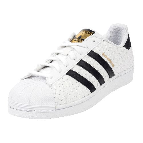 ADIDAS SUPERSTAR WOVEN now available at Foot Locker