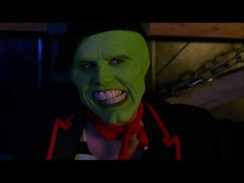 """The Mask"" Jim Carrey. Cuban Pete routine. Chig-chiggy-boom.."