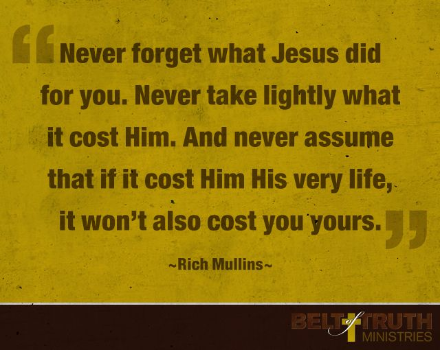 rich mullins quote - Google Search