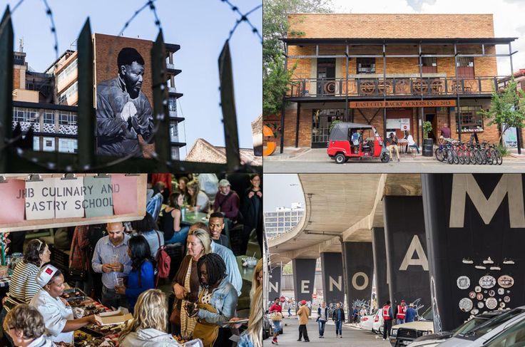Johannesburg, Maboneng