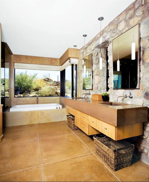 53 best bianco romano images on pinterest dream kitchens for Earthy bathroom designs