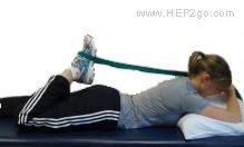 Heal My Knee - It is really important to stretch safely and effectively with any knee problem.