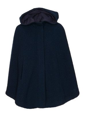 Schnittmuster: Bouclé-Cape - Kapuze - Capes - Mäntel - Damen - burda style (Diy Shirts Winter)