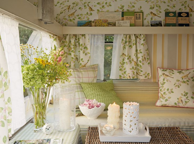 Laura Ashley Blog | MICHELLE'S CARAVAN MAKEOVER PT.1 | http://blog.lauraashley.com