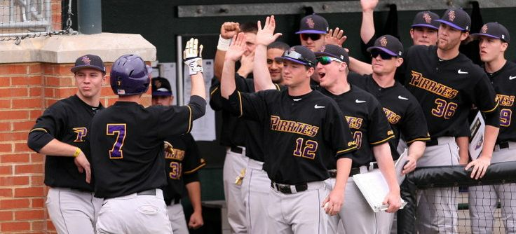 ECU Pirates Complete Series Sweep Of Niners - http://beachcarolina.com/?p=94242 ---    #Charlotte baseball #East Carolina baseball #East Carolina University #ECU #ECU baseball #ECU Pirates #Niners baseball #Pirate Nation #Pirates baseball