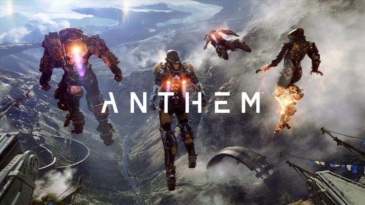 Anthem repoussé à 2019!: Le blockbuster des créateurs de Mass Effect est repoussé d'un an.