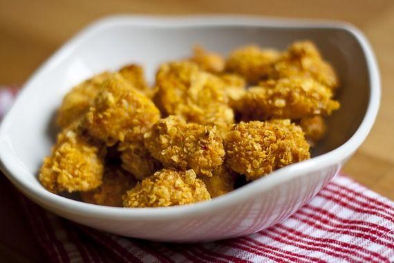 Crispy Hähnchen Nuggets | Mein Kleiner Gourmet