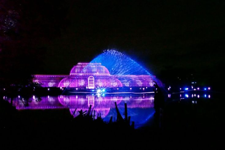 Christmas at Kew 2016 is held at the Royal Botanic Gardens, Kew, from the 23rd December 2016, until the 2nd January 2017.