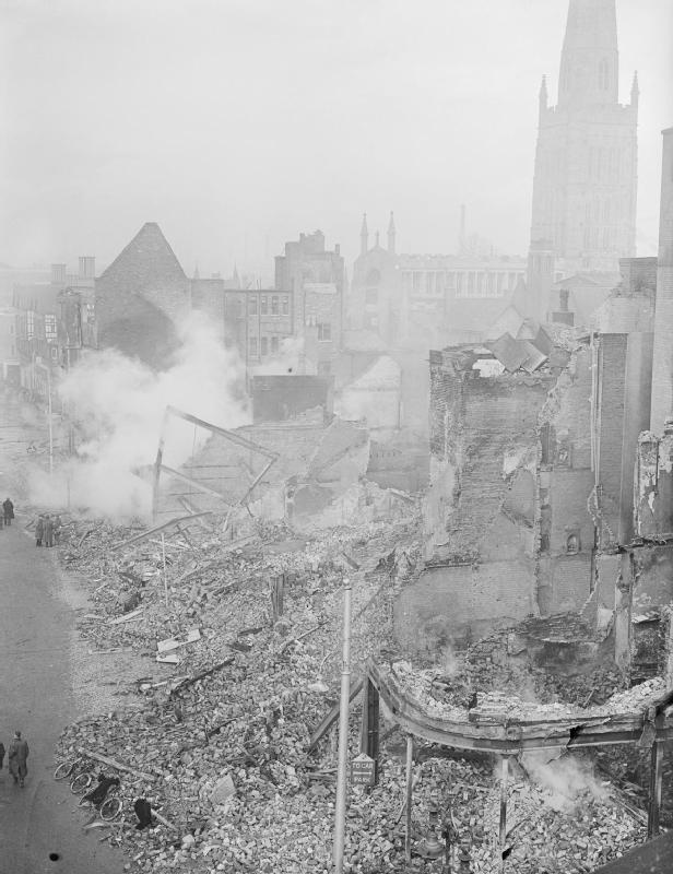 THE BLITZ, 1940 - 1941 | Imperial War Museums