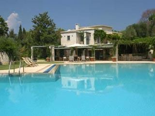 Corfu Villas ( Villa Sylva), luxury villa in Kanoni - Corfu (Kerkyra) - Ionian Islands Eptanisa - The Finest Hotels of the World