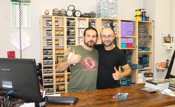 Predatori & Prede inaugura il nuovo negozio