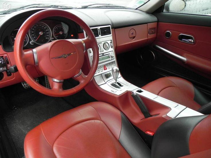 Chrysler crossfire 3.2 v6 limited auto