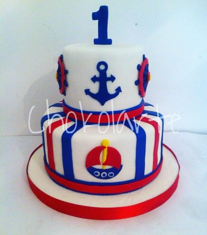 Torta marinera  Tortas temáticas Cali  Pedidos 318-502-2822