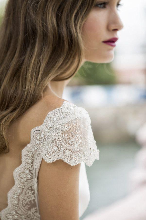 En #innovias nos encanta la manguita corta en los vestidos de novia. Personaliza el tuyo. https://innovias.wordpress.com/personaliza-tu-vestido-de-novia-en-renta-o-alquiler-innovias/
