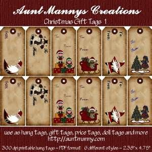 Scrapbook Christmas Gift Tags Bing Images Cards