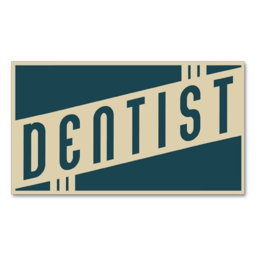 retro dentist business card. This is a fully customizable business card and available on several paper types for your needs. You can upload your own image or use the image as is. Just click this template to get started!