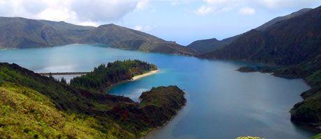 Azorit - vehreitä patikkareittejä ja luonnon rauhaa