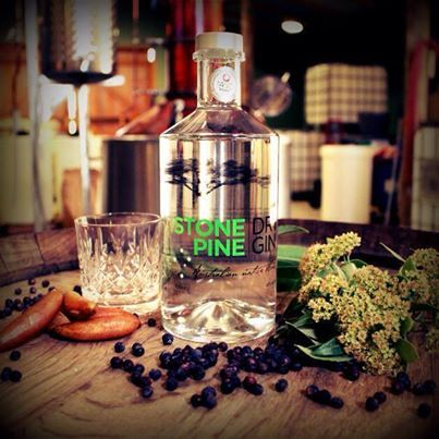 Stone Pine Gin - The Gin Queen