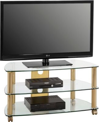 cheap maja tvrack messing jetzt bestellen unter with tv rack holz with eck fernsehmbel