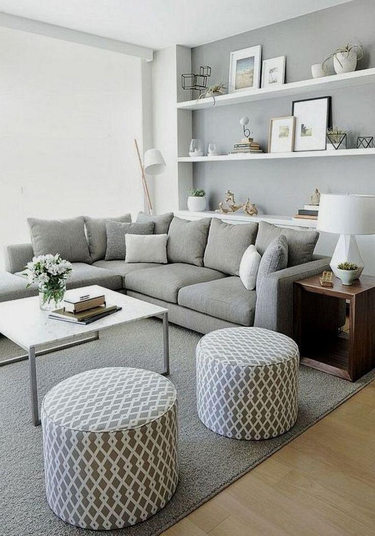 18 Cozy Modern Minimalist Living Room Design Ideas For Inspiration Small Living Room Decor Living Room Decor Apartment Cozy Living Rooms Most popular cozy living room