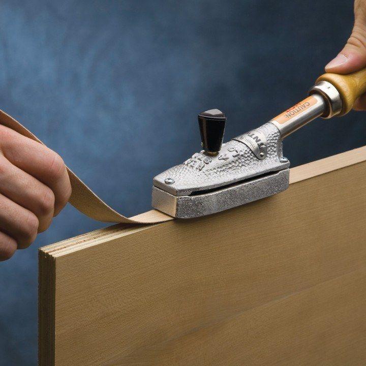 Hot Melt нашивок кромки-250 Foot Роллс - Rockler Деревообрабатывающие инструменты