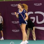 Alize Cornet - Open GDF SUEZ in Paris