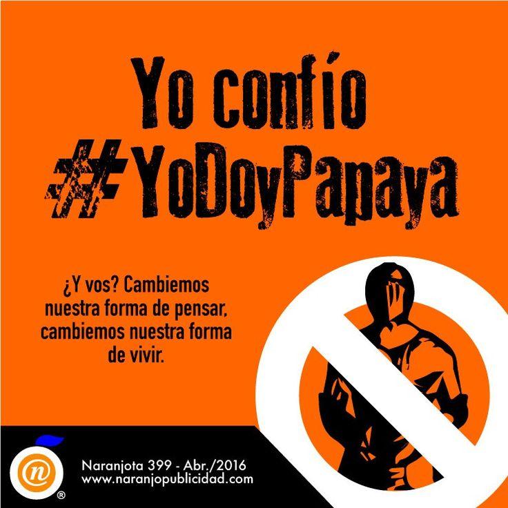 #YoDoyPapaya