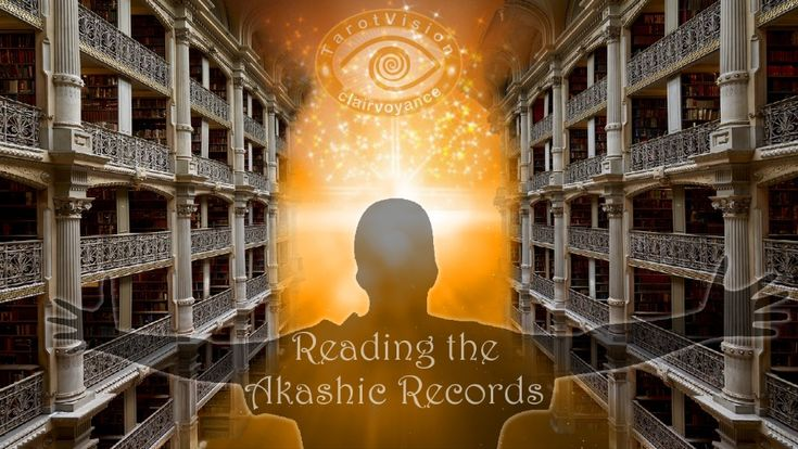 Specialist psychics can delve into the Akashic Records and bring back amazing insights for you.