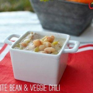 White Bean One Pot Chili