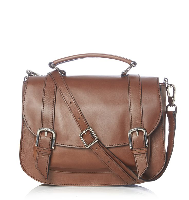 Marcs - Leather satchel