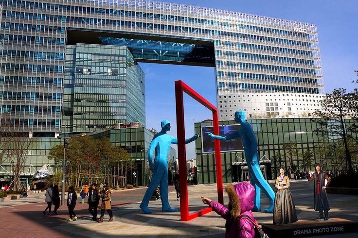 Star Park Korea hub of the Asian film industry