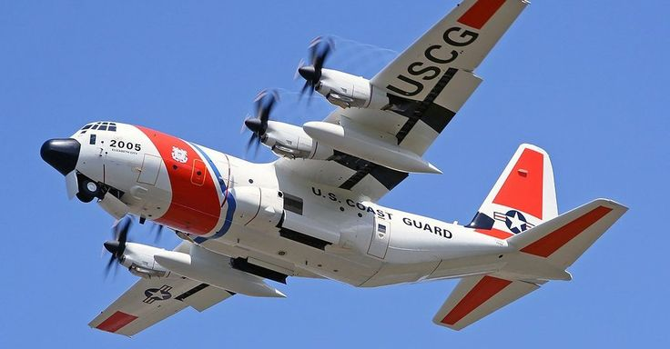 When The Coast Guard Supported The D.E.A. & Flew Resupply & Bombing Missions Against The Shining Path